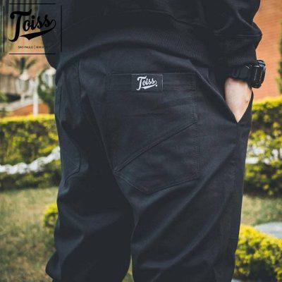 TOISS パンツ黒