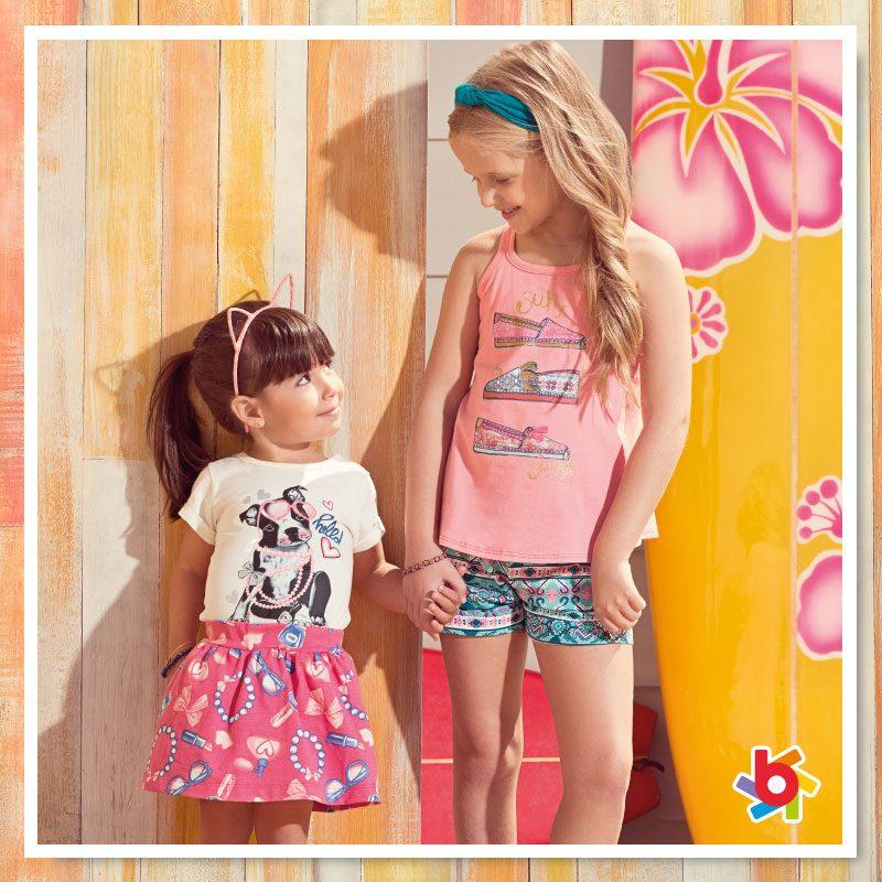 brandili 女の子服ピンク