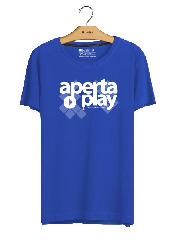 HUEBRA(ウエブラ)Tシャツ aperta play