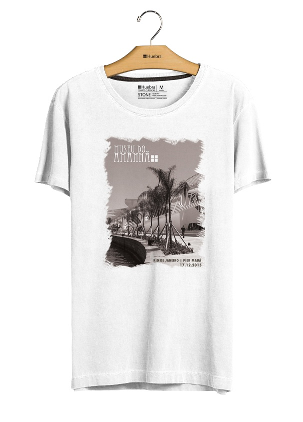 HUEBRA(ウエブラ)Tシャツ museu do amanha