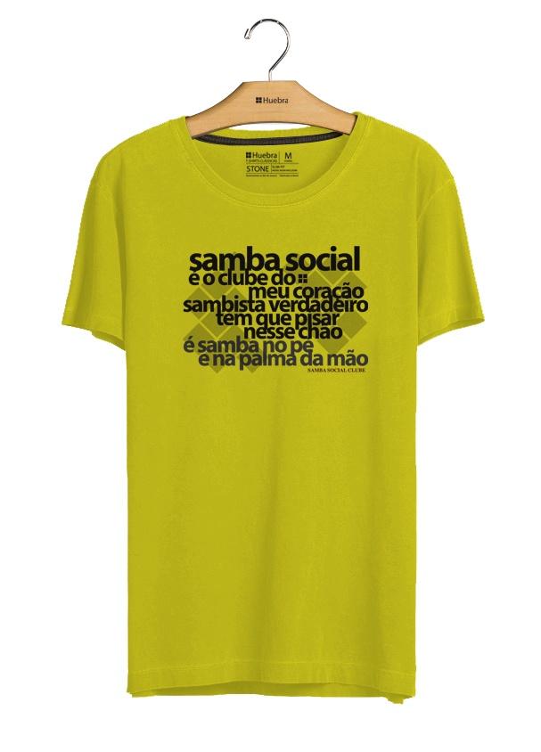 HUEBRA(ウエブラ)Tシャツ samba social