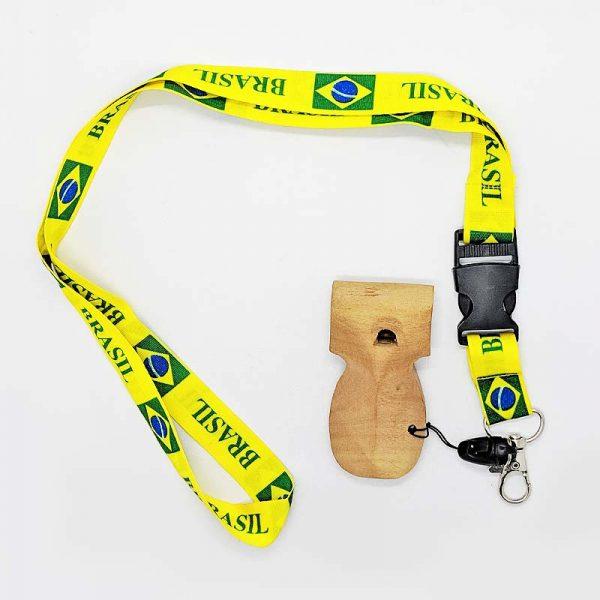 ブラジルサンバ笛