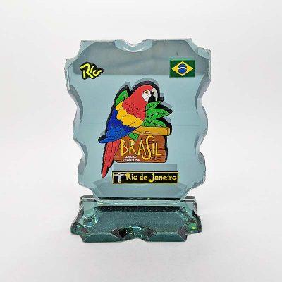 ブラジルガラスオブジェ