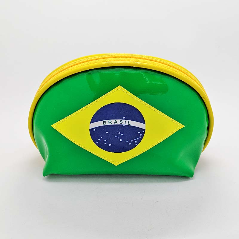 ブラジルデザインポーチ