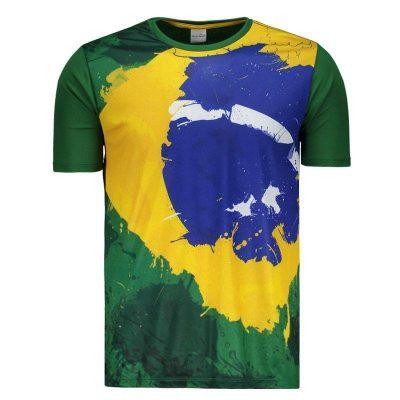 ブラジルアートTシャツ
